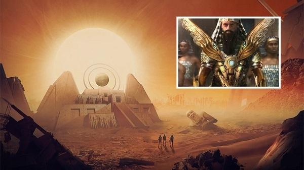 anunnaki alieni colonizzarono marte