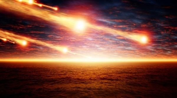 impatto asteroide
