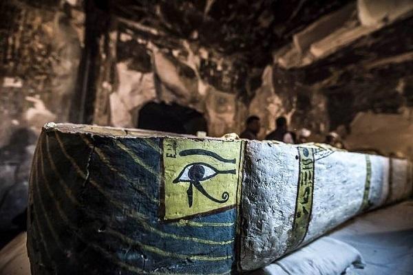 Tomba di 3.000 anni egizia