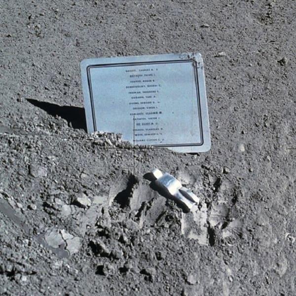 Astronauta caduto