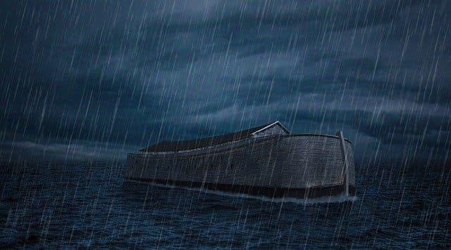 la bibbia il diluvio