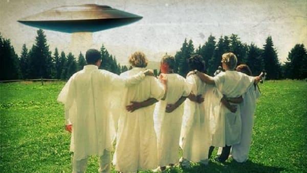 credo negli alieni
