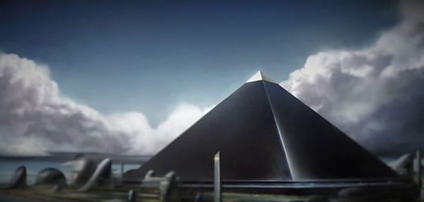 quarta piramide a giza