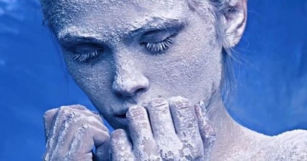 Jean Hilliard donna congelata