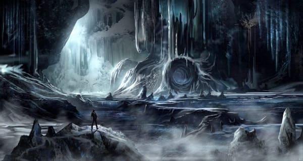 Manipolazione genetica extraterrestre caverna