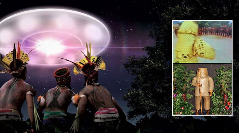 "Bep Kororoti: ""gli Anunnaki che vivevano in Amazzonia """