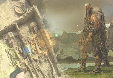 Tombe di giganti trovate in Crimea