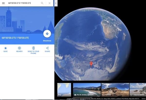 mappa segreta Terra cava 5