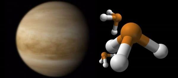 vita nell'atmosfera di Venere 2