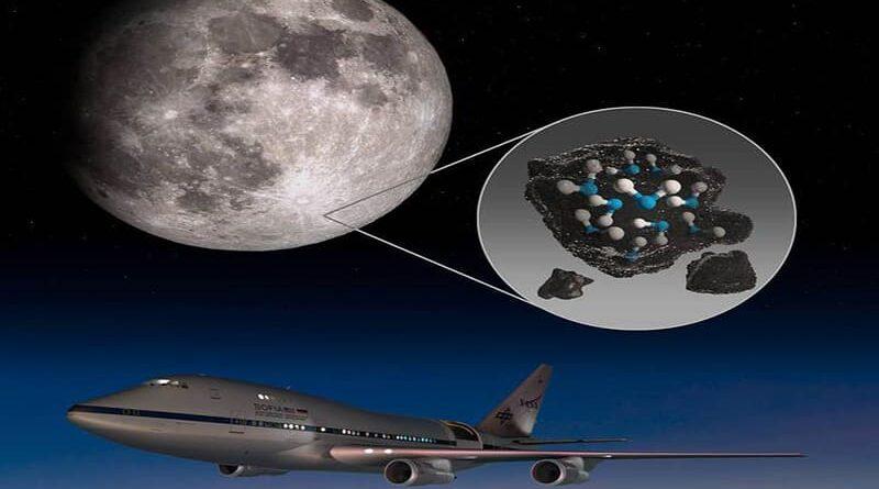 CONFERMATO: scoprono l'acqua sul lato illuminato della Luna