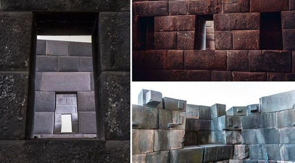 megaliti del tempio di Coricancha