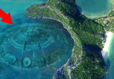 Continente perduto? Scoprono un'antica città nell'Oceano Pacifico