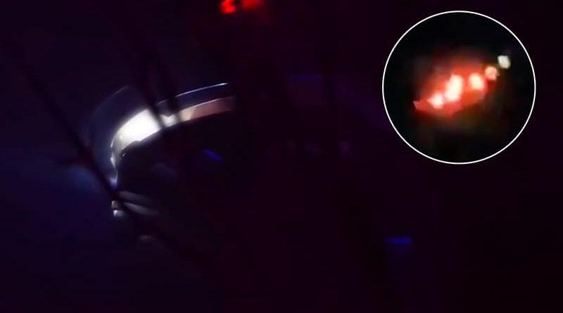 Spettacolari avvistamenti UFO negli Stati Uniti e in Ecuador