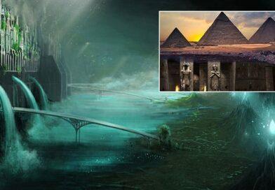 Città sotterranea sotto le Piramidi di Giza: repressa dalla storia?