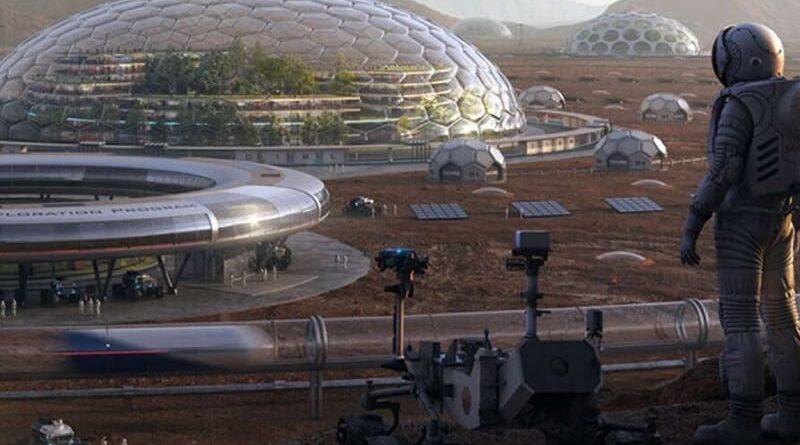 """Capitano Kaye: """"Ho passato 17 anni a proteggere una colonia umana su Marte"""""""
