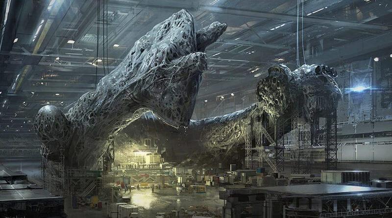 Hangar 18: dove vengono immagazzinate le navi aliene antigravitazionali