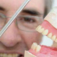 Member of our dental prosthetics team in Silkstone