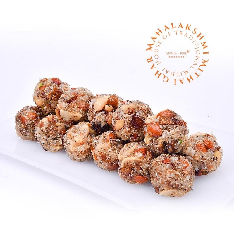 Dryfruit Laddu