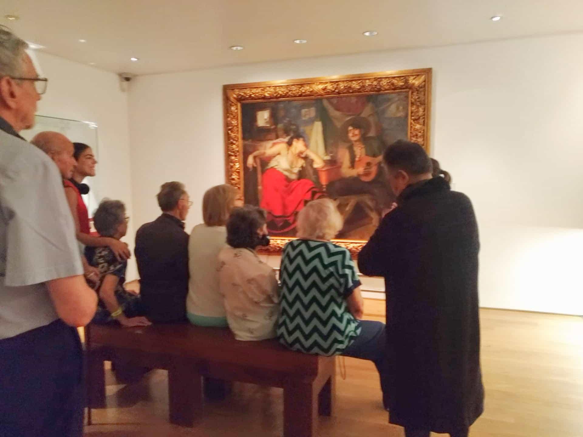 Visita ao Museu do Fado em Lisboa
