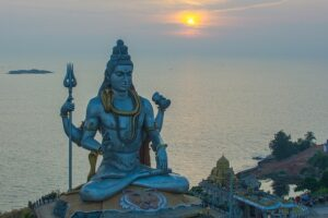 Why did Lord Shiva tie Ganga in Jata