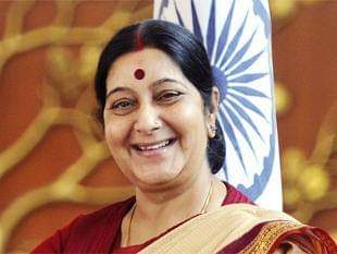 biography of Sushma Swaraj in Hindi