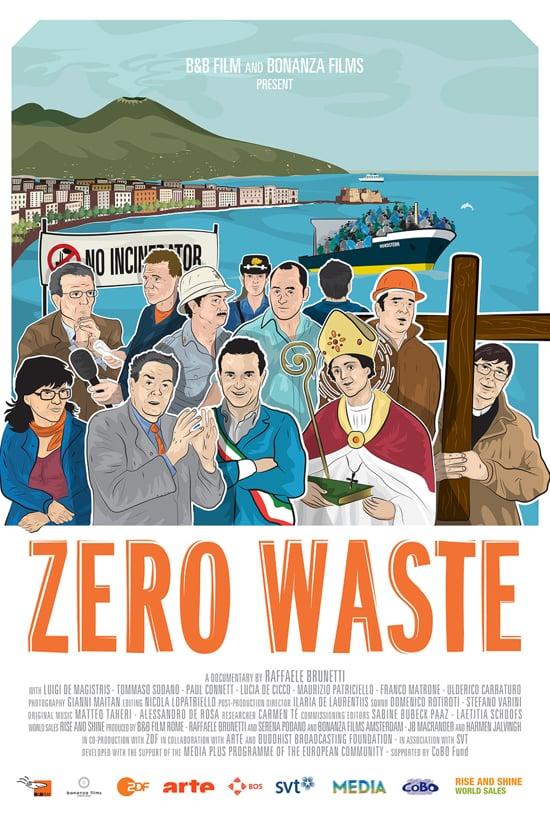 Zero Waste by Raffaele Brunetti poster