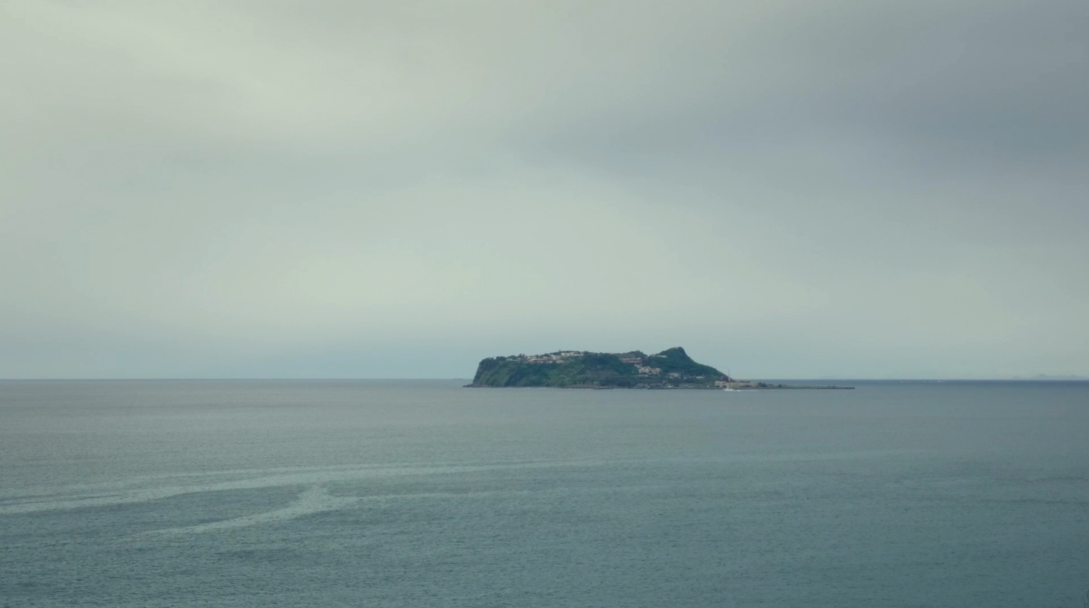 Dreaming An Island by Andrea Pellerani