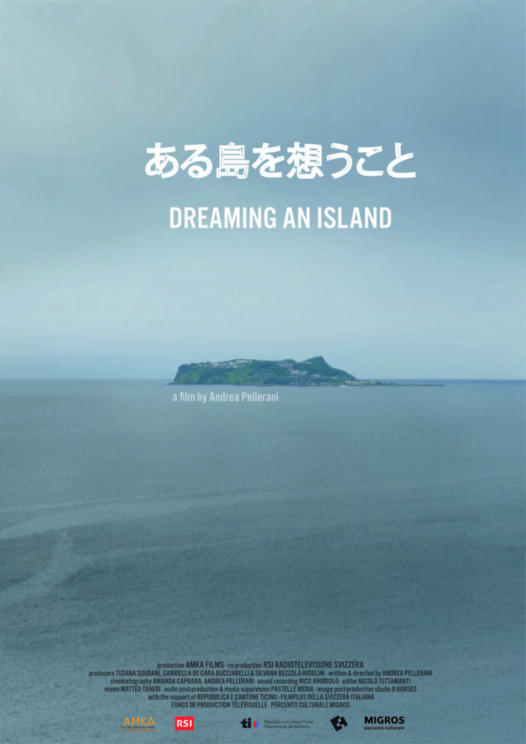 Dreaming An Island by Andrea Pellerani poster
