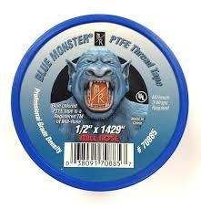 Blue Monster PTFE Thread Tape