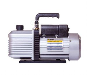 8CFM Vacuum Pump Twin Stage 220V/50HZ Voltage