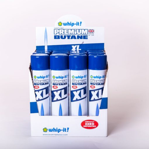 Whip It Premium Butane Gas 540ml