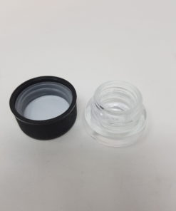 3ml Shoulderless Glass Jar