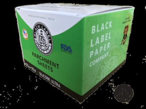 Black Label Parchement Paper