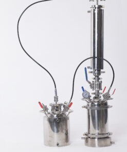 Jacketed Closed Loop Extractors