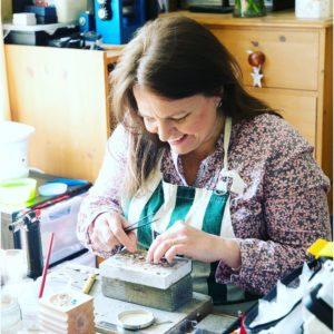 Justine Jarman, Founder of Chilli Designs