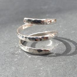 Chilli Designs spiral ring