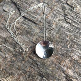 Chilli Designs dome necklace
