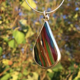 Chilli Designs surfite necklace