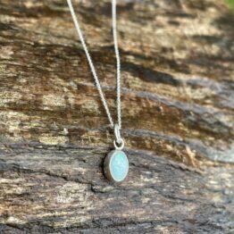 Chilli Designs opal pendant b