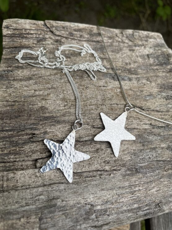 Chilli Designs large hammered star