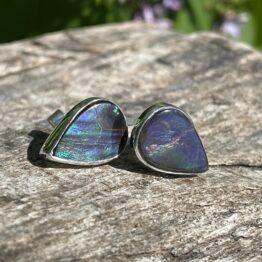 Chilli Designs ammolite earrings