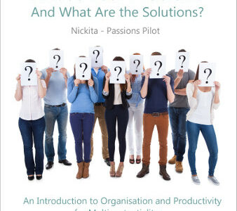 Multi-potentialites, What's Your Problem? - Cover of the book