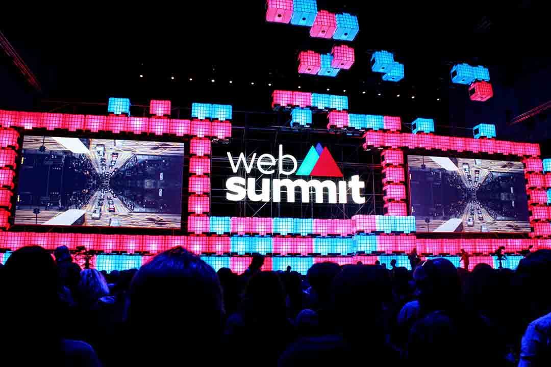 Exhibiting: We're going to Web Summit 2019