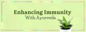 Enhancing Immunity