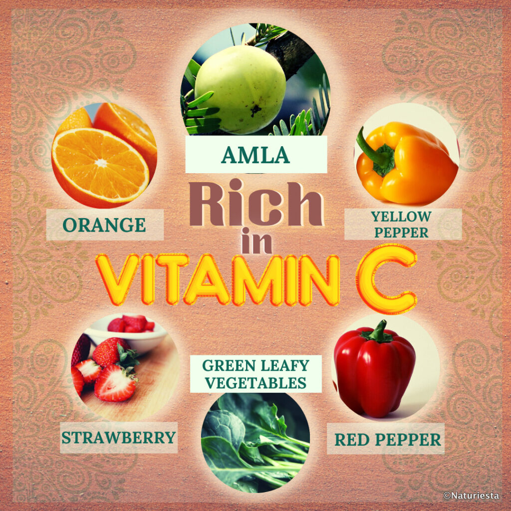 Rich in Vitamin-C