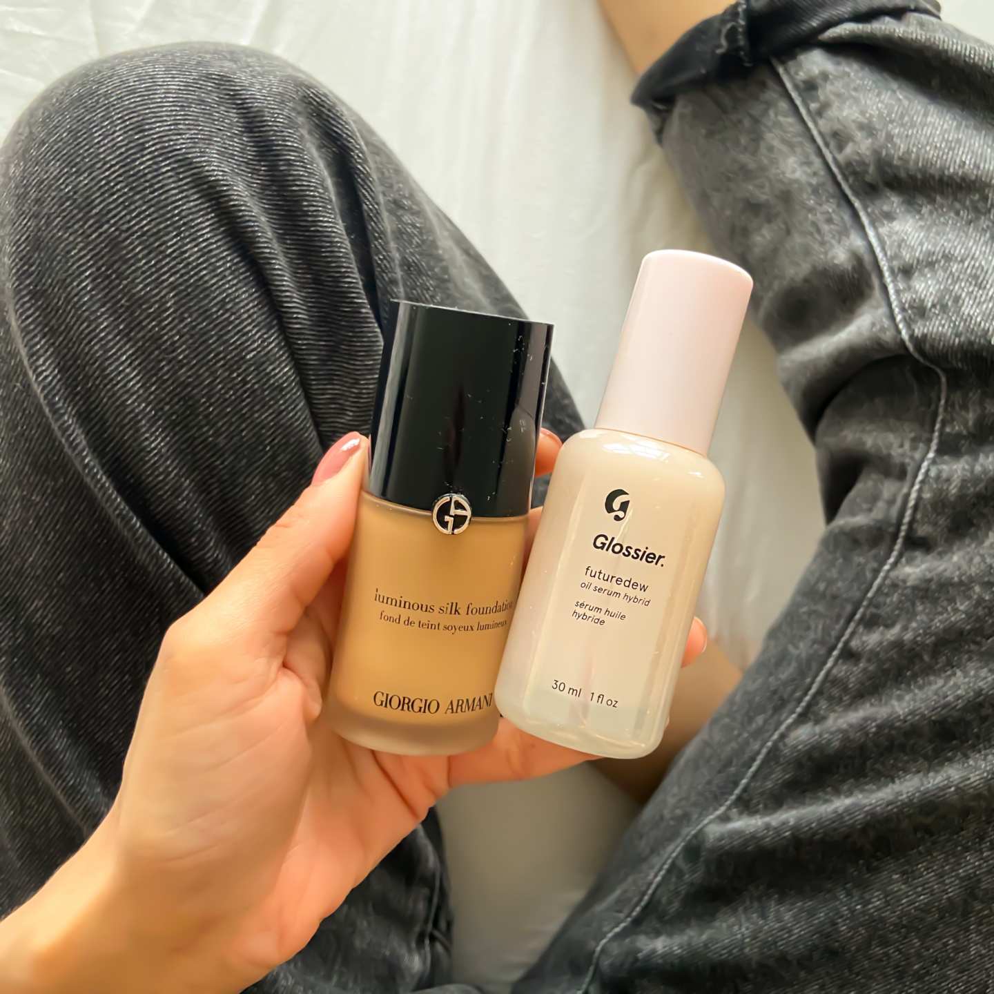 Shop the look - Foundation