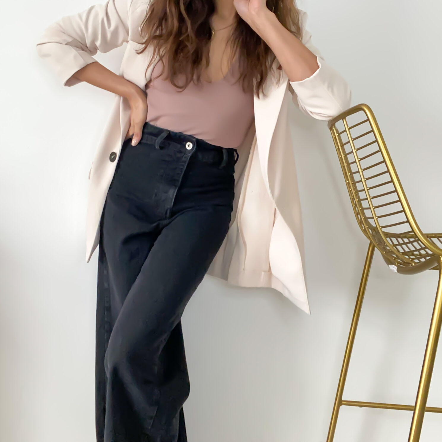 Shop the look - neutral oufit