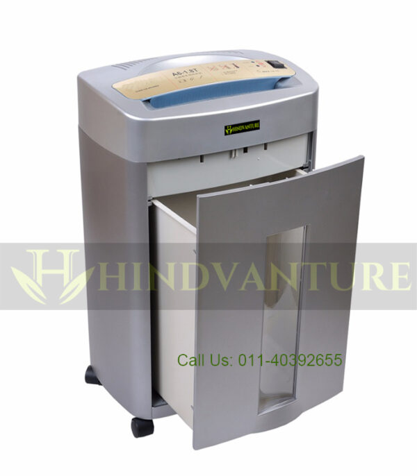 15 SHEET PAPER SHREDDER MACHINE