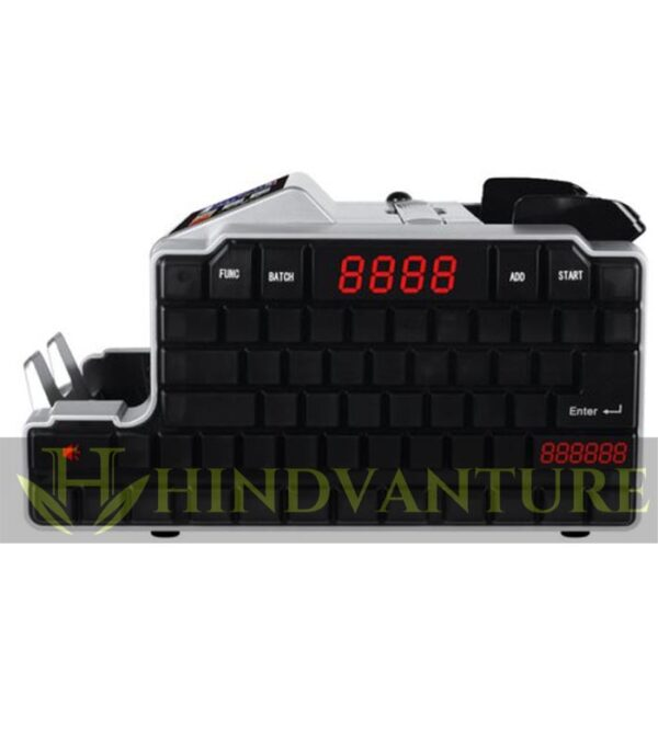 mix note counting machine price