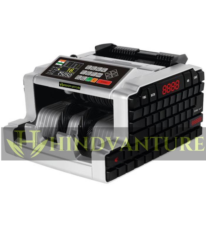 mix note counting machine with printer